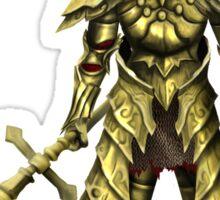 Dragonslayer Ornstein Sticker