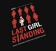 Last Girl Standing Women's Fitted Scoop T-Shirt