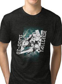 OZ-00MS TALLGEESE (Black) Tri-blend T-Shirt
