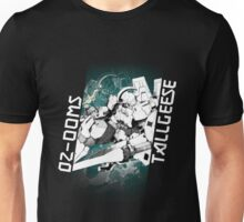 OZ-00MS TALLGEESE (Black) Unisex T-Shirt