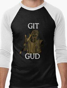Git Gud. Men's Baseball ¾ T-Shirt