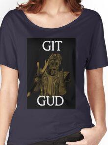 Git Gud. Women's Relaxed Fit T-Shirt