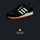 ZX Spectrum kicks by modernistdesign