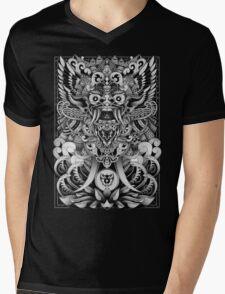 Barong Mens V-Neck T-Shirt