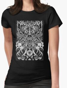Barong Womens Fitted T-Shirt
