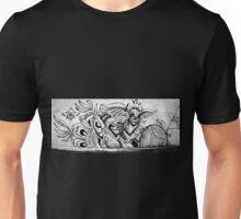 Graffiti Mural Unisex T-Shirt