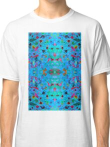 Psychedelia easter Classic T-Shirt