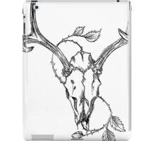 Skull Thorns iPad Case/Skin
