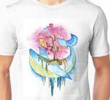 Nature Whale Unisex T-Shirt