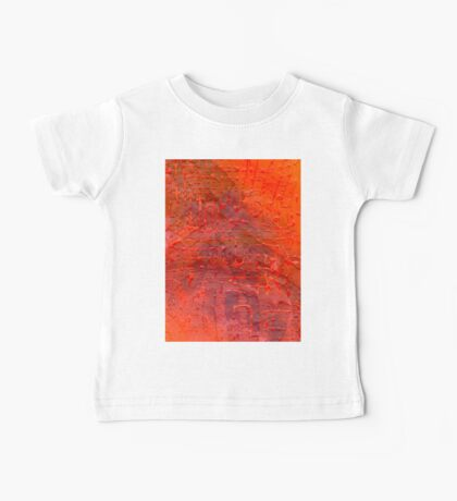 The Wall - Original Red Colour Baby Tee