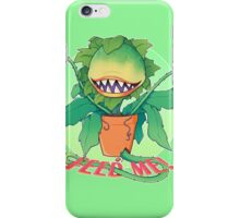 Audrey II iPhone Case/Skin