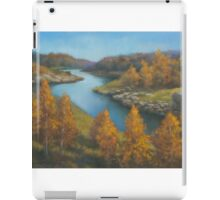 Fall colours iPad Case/Skin