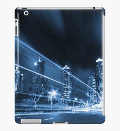 Blue Light iPad Case/Skin