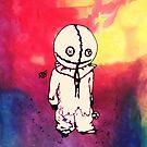 Scarecrow Rainbow by SpottiClogg