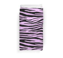 0070 Brilliant or Electric Lavender Tiger Duvet Cover