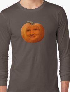 pumpkin ed sheeran Long Sleeve T-Shirt