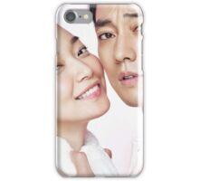 omv - couple iPhone Case/Skin