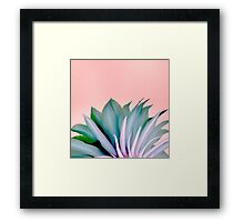 Mystery Beauty Framed Print