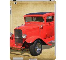 Nineteen 30 iPad Case/Skin