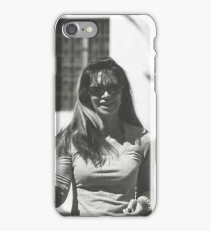 Guendalyn 2012....parma - italy-  iPhone Case/Skin