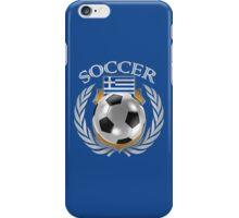 Greece Soccer 2016 Fan Gear iPhone Case/Skin