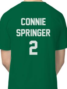 Attack On Titan Jerseys (Connie Springer) Classic T-Shirt