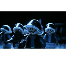Lego Rebel Fleet Marines Photographic Print