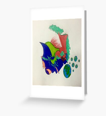 different Greeting Card