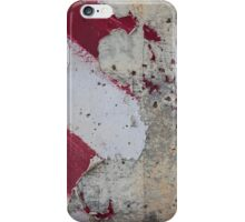 Decayed Direction iPhone Case/Skin