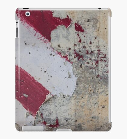 Decayed Direction iPad Case/Skin