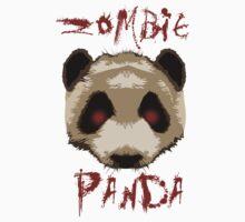 Zombie Panda Kids Tee