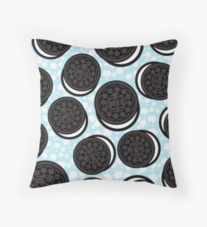 Oreo Throw Pillow
