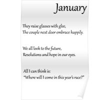 January Poster