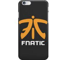 Fnatic Logo 1 - Dark Grey iPhone Case/Skin