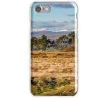 Central Scotland Scenery iPhone Case/Skin