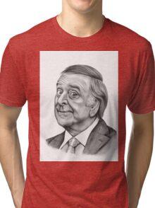Sir Terry Wogan Tri-blend T-Shirt