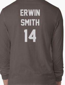 Attack On Titan Jerseys (Erwin Smith) Long Sleeve T-Shirt