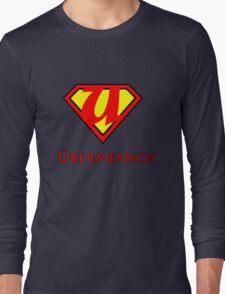 Übermensch Long Sleeve T-Shirt