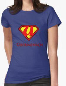 Übermensch Womens Fitted T-Shirt