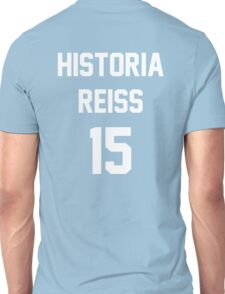 Attack On Titan Jerseys (Historia Reiss) Unisex T-Shirt