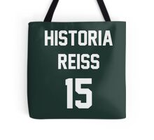 Attack On Titan Jerseys (Historia Reiss) Tote Bag
