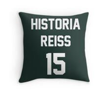 Attack On Titan Jerseys (Historia Reiss) Throw Pillow