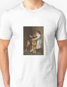 Briton Riviere - Reading Lesson Compulsory Education T-Shirt