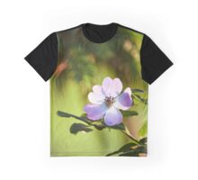 """Rosehip Bloom""  Graphic T-Shirt"