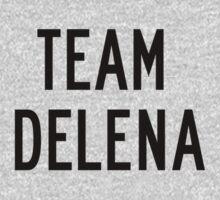 Team Delena (black) One Piece - Long Sleeve