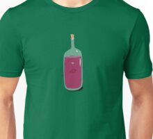 wine bottle Unisex T-Shirt