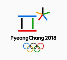 PyeongChang 2018 Winter Olympics best logo Unisex T-Shirt