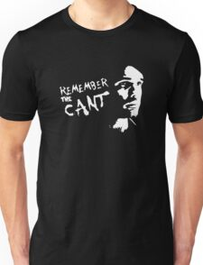 Remember the Cant The Expanse Unisex T-Shirt