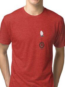 ovociclo - eggcycle Tri-blend T-Shirt