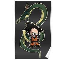 Goku chibi Poster